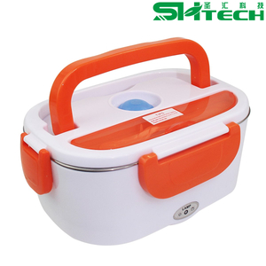 Best Selling Food Grade Plastic Heating Electric Lunch Box SH-N110